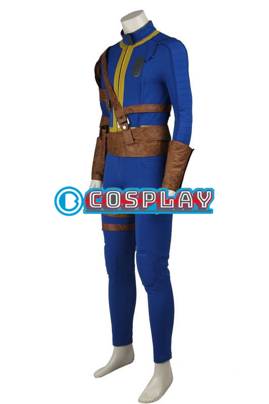 20a85d386c0 Game Fallout 4 Sole Survivor Vault 111 Cosplay Costume