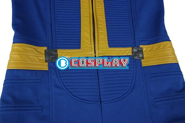 2d2a7163766 Game Fallout 4 Sole Survivor Vault 111 Cosplay Costume – Bcosplay store