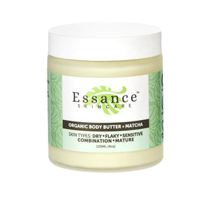 Organic Body Butter - Matcha / Small (4oz.) - Shop