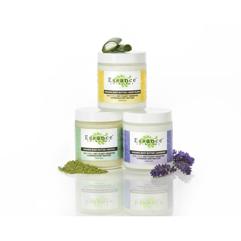Organic Body Butter - Shop