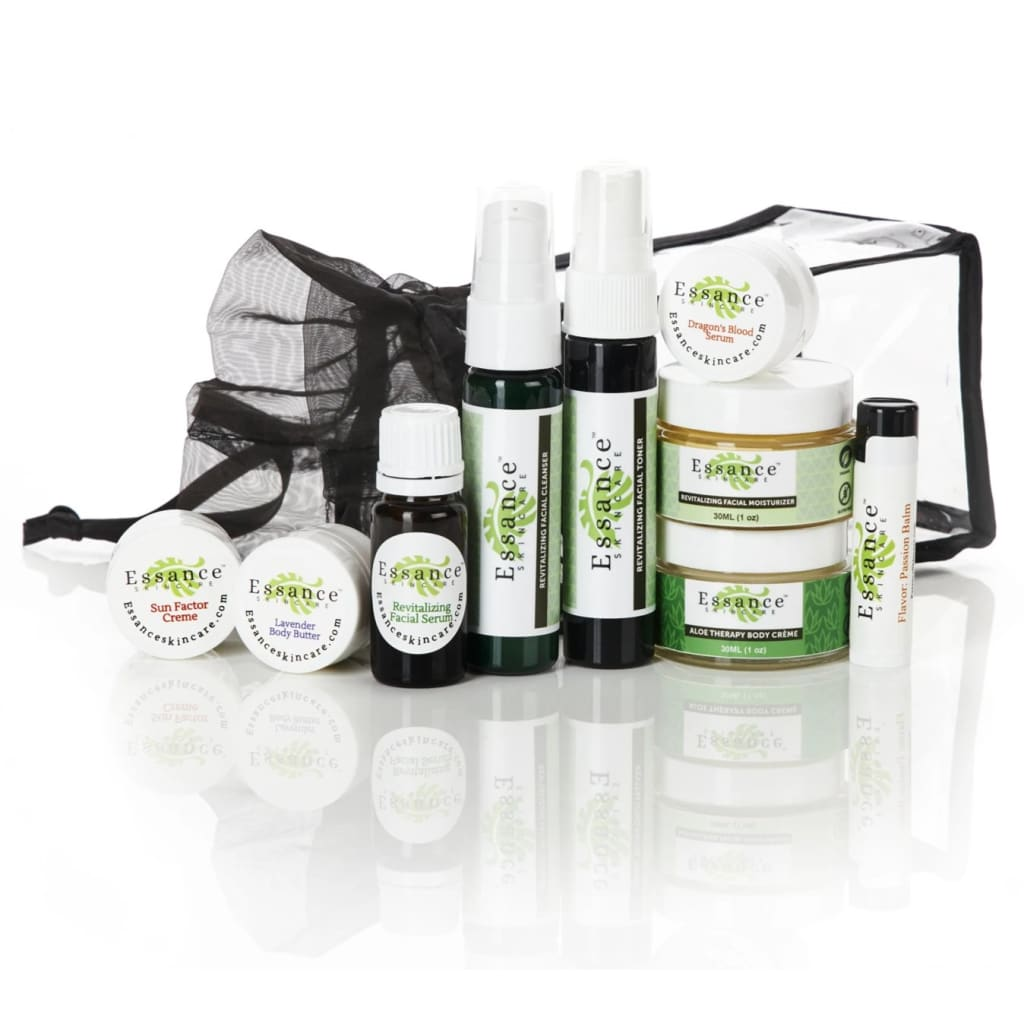 Essance Revitalizing Travel-Starter Kit Organic