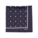 Earl Ink Pocket Square
