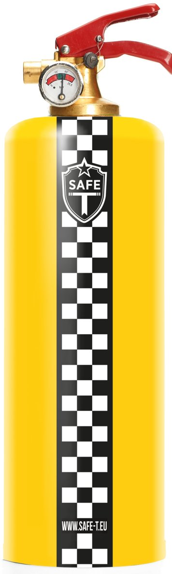 Taxi |  Safe-T Extinguisher