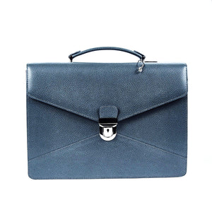 Double Gusset Briefcase | Laurige