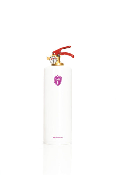White  |  Safe-T Extinguisher