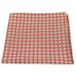 Floral Silk Pocket Square  | Blick