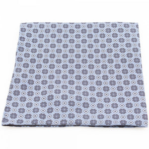 Ornament Silk Pocket Square | Blick