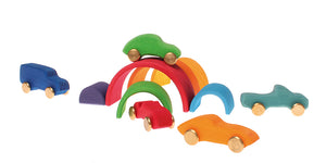 GRIMM'S 6-Piece Rainbow, Small