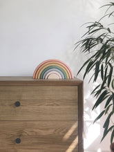Load image into Gallery viewer, Wooden Rainbow, Pastel