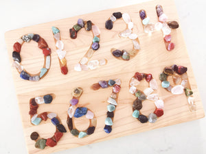 SALT & MOONSTONES x NOAH'S TOYS Counting with Crystals Bundle