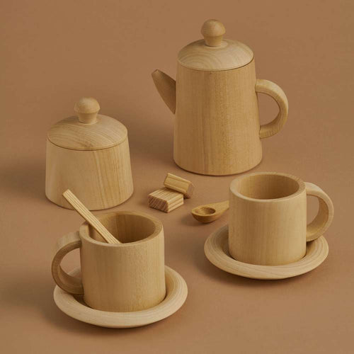 RADUGA GREZ Tea Set, Natural