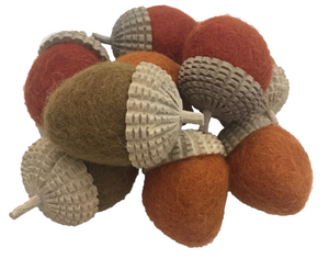 PAPOOSE TOYS Acorns Set of 9