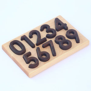 FROM JENNIFER 0-9 Numbers Puzzle