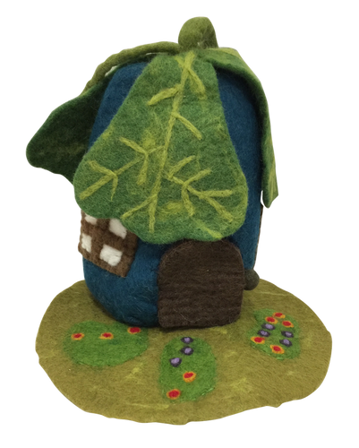PAPOOSE TOYS Oak Leaf House & Mat