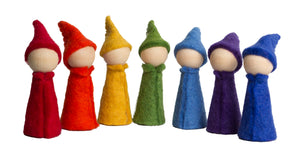 PAPOOSE TOYS Rainbow Gnomes