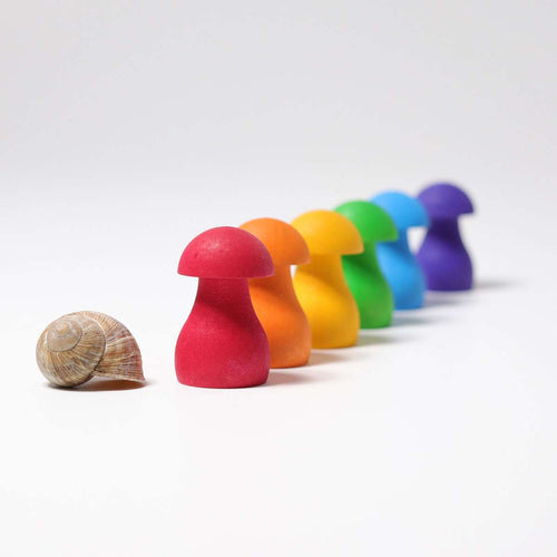 GRIMM'S Rainbow Mushrooms