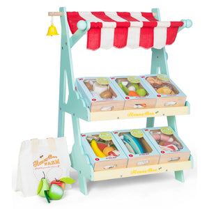 LE TOY VAN Fresh Fish Crate