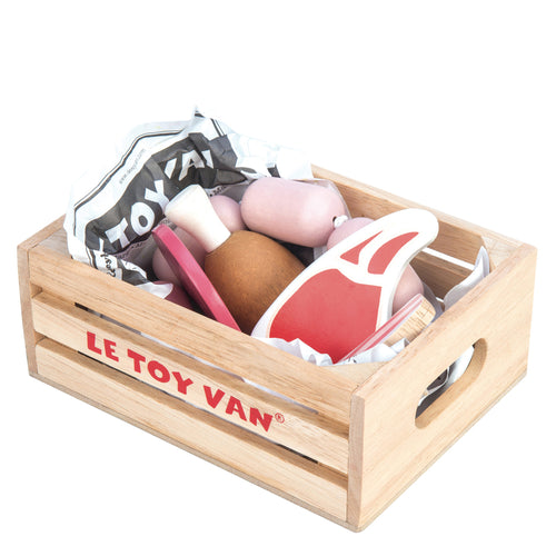 LE TOY VAN Market Meat Crate