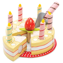 Load image into Gallery viewer, LE TOY VAN Vanilla Birthday Cake