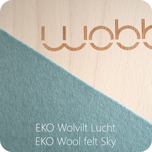 WOBBEL Original with Felt Sky