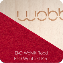 Load image into Gallery viewer, WOBBEL Original with Felt (Preorder Colour Options)