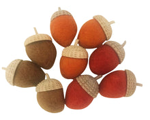 Load image into Gallery viewer, PAPOOSE TOYS Acorns Set of 9