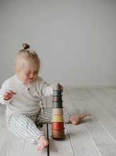Load image into Gallery viewer, Stacking Cups Toy, Retro