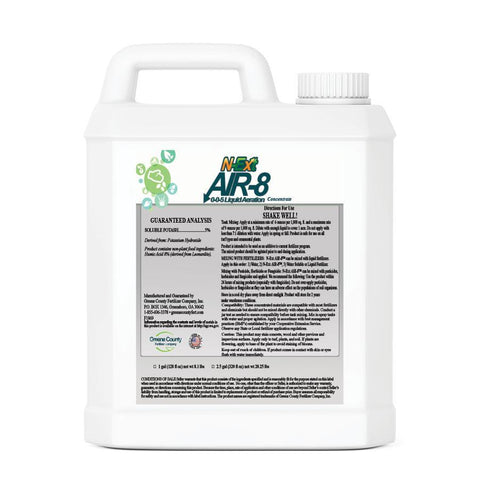 Air8 Liquid Aeration
