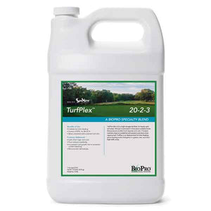 TurfPlex IV (20-2-3) with SeaXtra