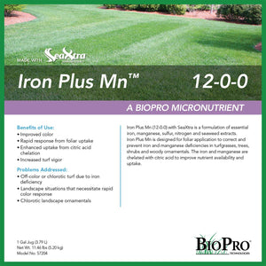 Iron Plus Mn (12-0-0-6-2) with SeaXtra - BAB
