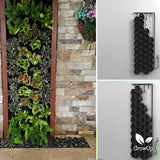 GrowUp Greenwall Kit - 2' Wide x 6' Tall, Non Recirculating