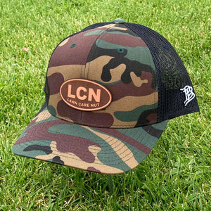LCN Logo - Curved Bill Snapback Hat