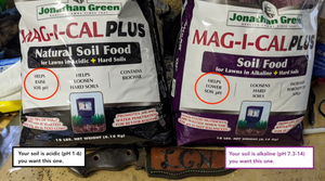 MAG-I-CAL® PLUS Soil Food for Lawns in Acidic & Hard Soil