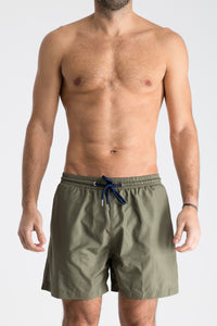 Men's Swim Shorts | Khaki