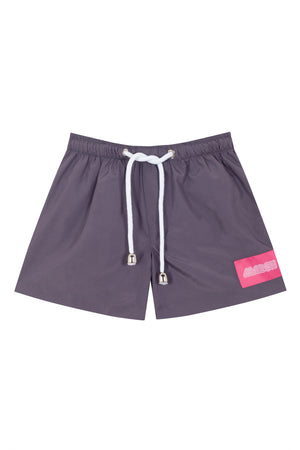 Kids Swim Shorts | Grey