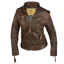 2018 Beautiful Leather Motorcycle Jacket