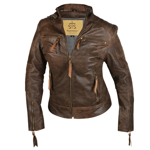 Beautiful Leather Motorcycle Jacket