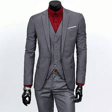 2018  Business Men Casual Suit