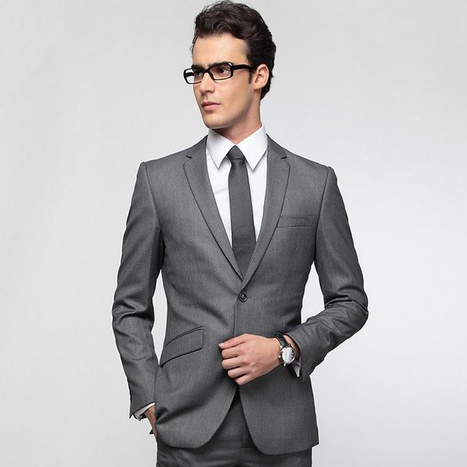 2018 New Men Administrative suits