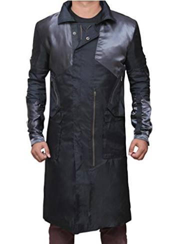 Adam Jensen Human Revolution Coat