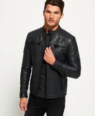 Amazing Autumn  Leather Jacket for men