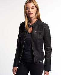 Stunning  Biker Leather Jacket for women