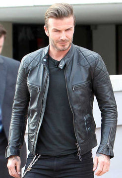 Amazing Black Leather Jacket