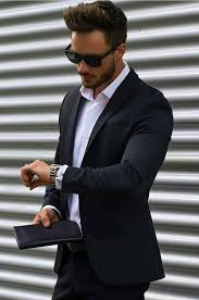 Amazing Black Suit for Men