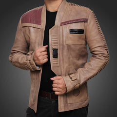 Amazing Film Leather Jacket