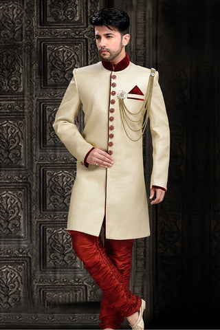 Awesome  Wedding Sherwani