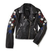 Astonishing Black Leather Jacket For Kids