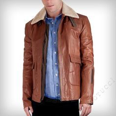 Astonishing Italian Leather Jacket