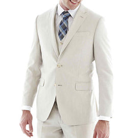 Astonishing white suit for men