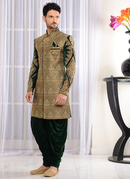 Awesome Fashionable Sherwani